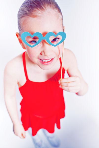 Karnevalskostüme für kleine Prinzessinnen
